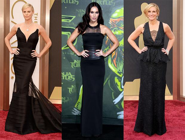 Фото №6 - Как встать, чтобы быть стройнее: позы актрис на «Оскаре»