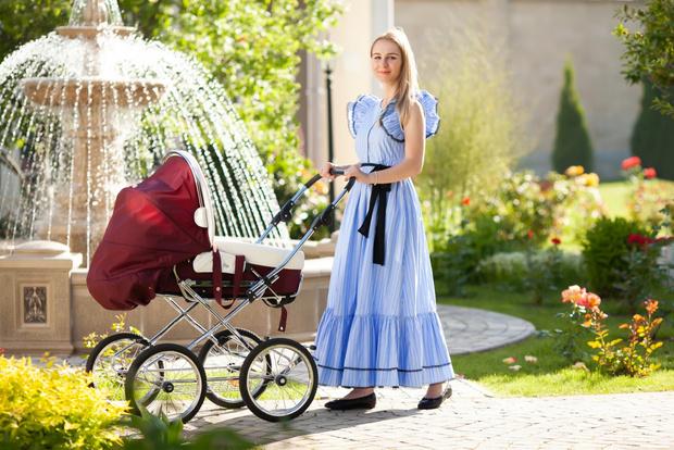 Фото №1 - 12 идей совместного досуга с младенцем