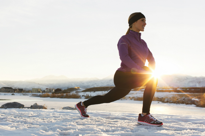 Фото №7 - Скользкая дорожка: особенности зимних outdoor-тренировок