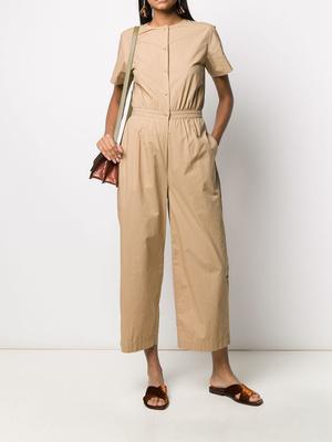 Фото №7 - Этим летом всем нам нужен джинсовый комбинезон как у Эммы Робертс. Собрали 10 стильных вариантов из денима и не только