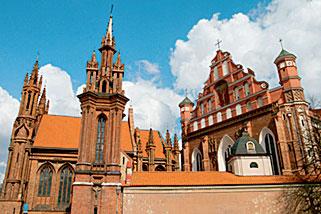 Фото №3 - Выходные в Вильнюсе