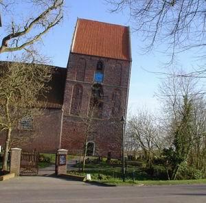 Фото №1 - Немецкая церковь падает больше Пизанской башни