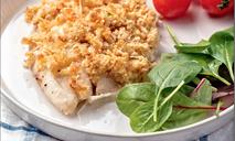 Рыбное филе под хлебной корочкой от кулинарного блогера Марата Абдуллаева
