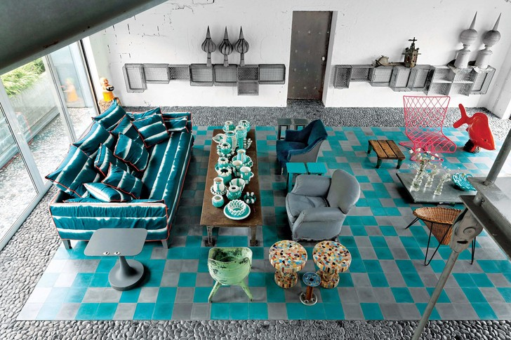 Фото №1 - В гостях у известного дизайнера Паолы Навоне