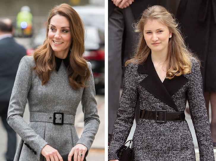Фото №1 - «Бельгийская Кейт Миддлтон»: принцесса Елизавета и ее модные заявления