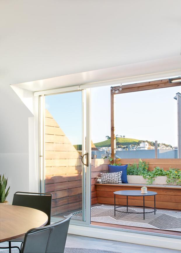 Фото №13 - Викторианский дом с террасой на крыше в Сан-Франциско