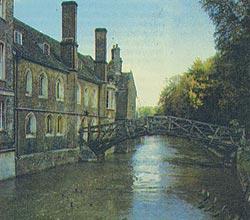 Фото №2 - В Кембридже я искал Кембридж. Часть I