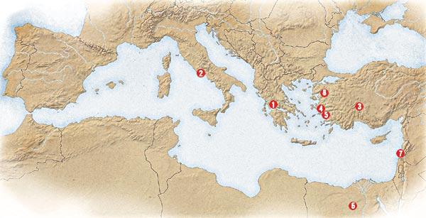 Фото №11 - Геродот: превращение мифа в науку