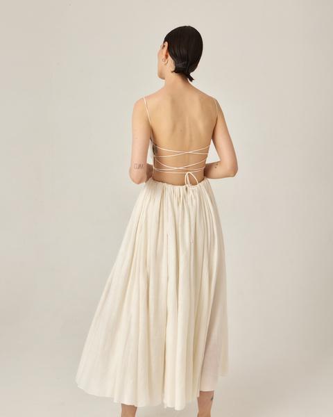 Фото №2 - Платье с открытой спиной: на работу, в отпуск и на летнее торжество