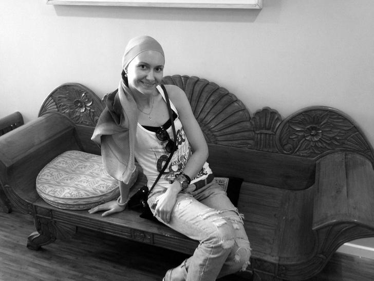 Фото №6 - Реальная история: «В 30 лет мне диагностировали рак груди. Параллельно с лечением я занялась кроссфитом и получила диплом тренера по бодибилдингу»