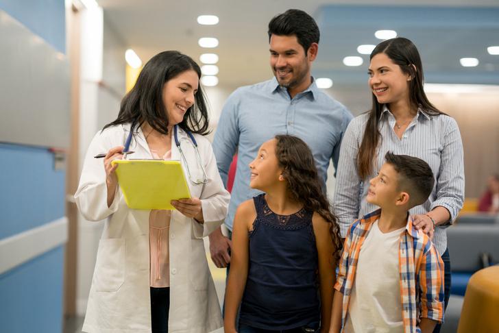 Фото №1 - Семейный врач: круг обязанностей