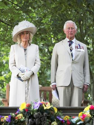 Фото №4 - Просто герцогиня: почему Камилла не использует титул принцессы на самом деле