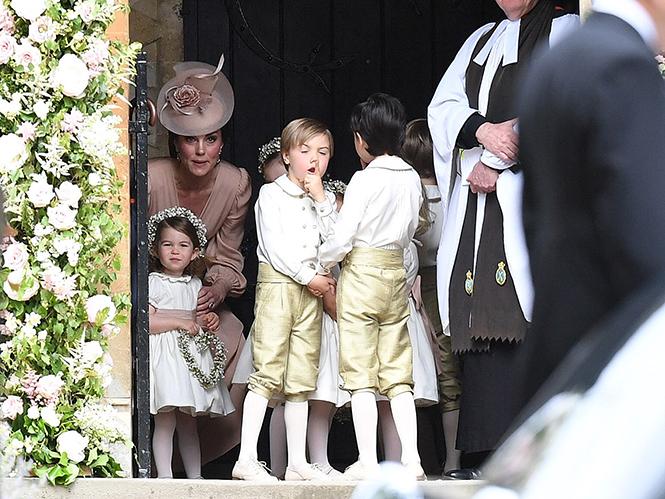 Фото №32 - Свадьба Пиппы Миддлтон