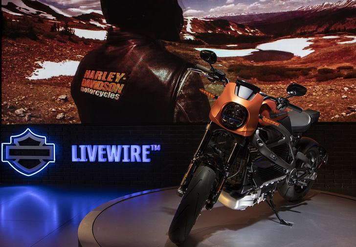 Фото №1 - Harley-Davidson резко перестали выпускать электромотоциклы, а тех, кто успел их купить, попросили не заряжать дома