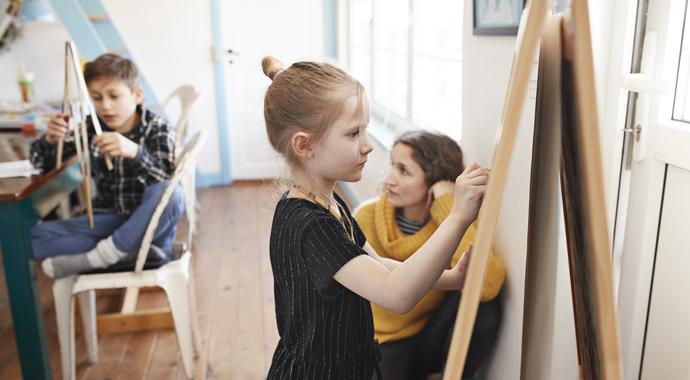 Дерево достижений, принцип зеленой ручки и другие способы заинтересовать ребенка учебой
