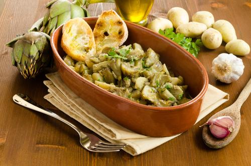 Фото №2 - Артишоки.  Оригинальные рецепты от итальянских шеф-поваров