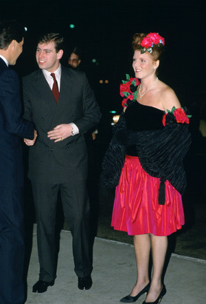 Фото №6 - Ничто не разлучит: 7 фактов о скандальном браке Эндрю и Сары, которые вы могли не знать