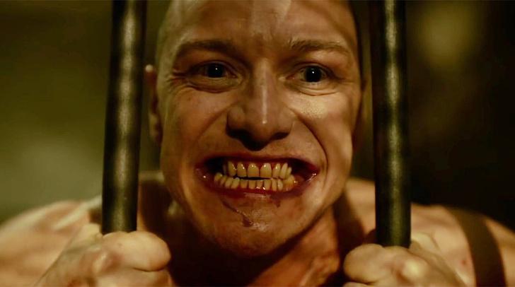 Фото №1 - Активисты пытаются запретить фильм Шьямалана «Сплит», потому что он оскорбляет людей с раздвоением личности