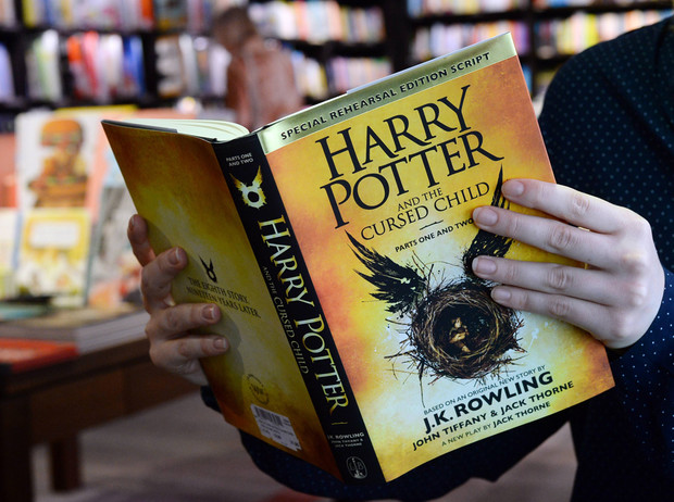 Фото №2 - 10 фактов о Джоан Роулинг и Гарри Поттере