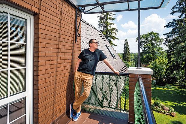 Фото №3 - Егор Кончаловский: «Самая большая территория в доме— моя»