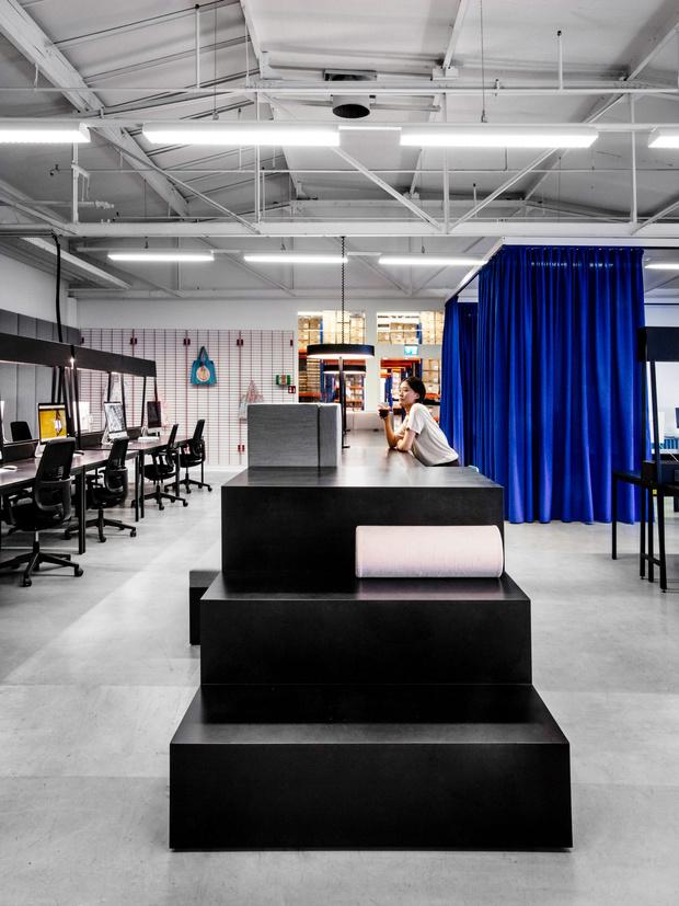 Фото №8 - Яркий офис-трансформер в Берлине