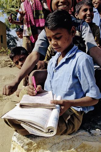 Фото №7 - Накопительный вклад: как воспитывают детей в Индии