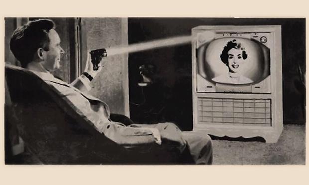 Фото №1 - Первый пульт беспроводного дистанционного управления 1955 года
