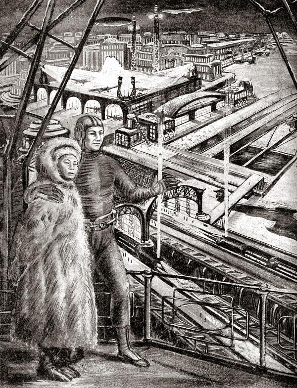 Фото №1 - Фантазии 1937 года