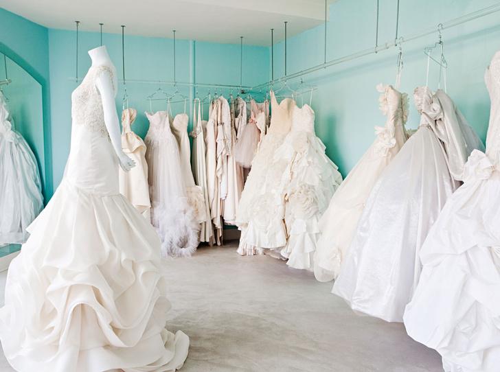 Фото №3 - Как подобрать свадебное платье: 7 советов невестам