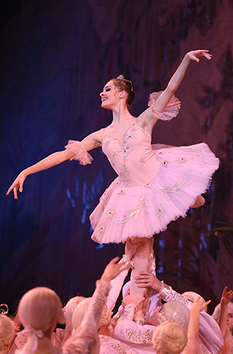 Фото №3 - Элеонора Севенард: о родстве с Матильдой Кшесинской, 32 фуэте и балетной моде