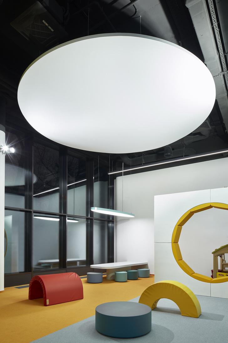 Фото №10 - Спортклуб World Class Алексеевская: проект VOX Architects