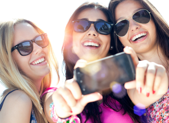 Фото №1 - ELLE girl представляет приложение «LOOK дня» для Android