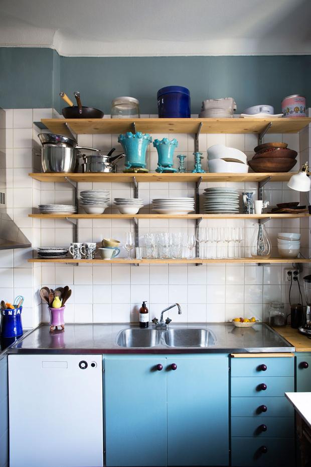Фото №4 - Тренды 2020: кухня в винтажном стиле