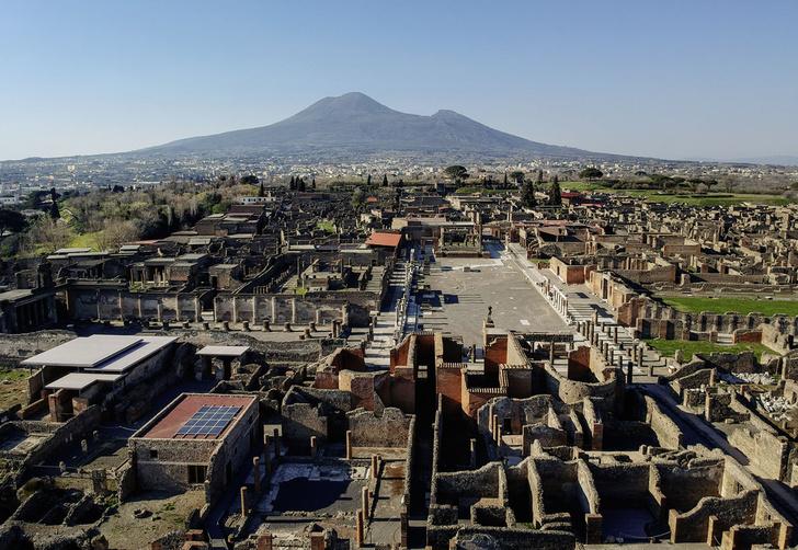 Фото №1 - Артефакт: Италия. Дольче вита в Помпеях