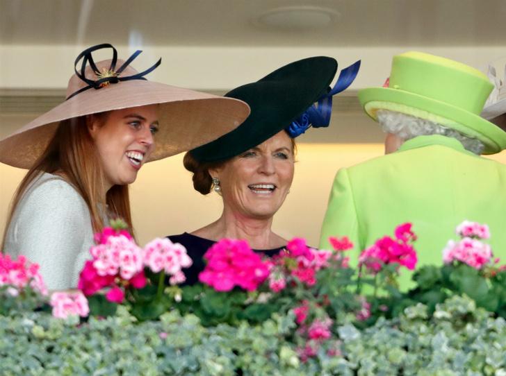 Фото №6 - Другая любимая невестка: чем Сара Фергюсон заслужила особое отношение Королевы