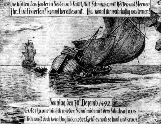 Фото №1 - «Дневник» Христофора Колумба