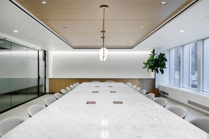 Фото №11 - Офис в светлых тонах в Нью-Йорке