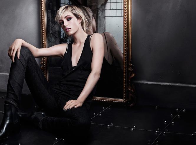 Фото №1 - Притяжение металла: новая коллекция макияжа Yves Saint Laurent