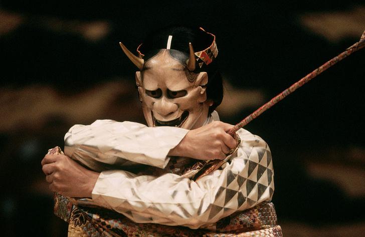 Фото №1 - Таинственный театр Но. Часть 1: философия и эстетика, сюжет, композиция, актеры и маски