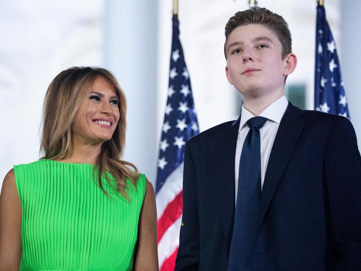 Фото №6 - 7 главных событий, которые произошли с семьей Трампа в 2020 году