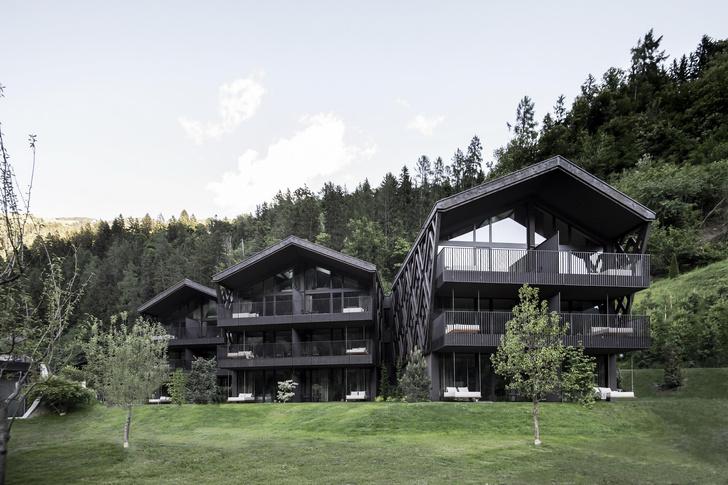 Фото №1 - Отель в горах по проекту студии Noa