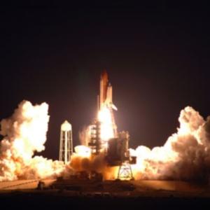 Фото №1 - Endeavour отправился к МКС