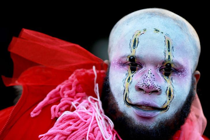 Фото №1 - Народный карнавал