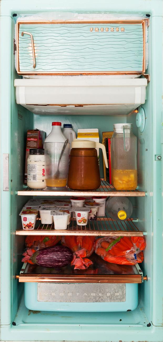 Фото №56 - Что лежит в холодильнике у жителей разных стран: 54 любознательных фото