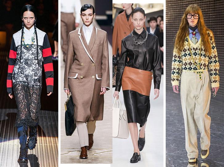 Фото №1 - 10 трендов осени и зимы 2019/20 с Недели моды в Милане