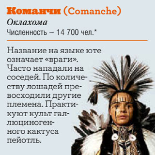 Фото №2 - Американская трагедия: индейцы