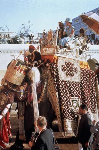 Фото №7 - Индия: история королевских визитов