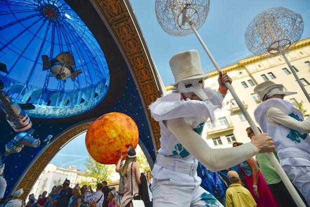 Фото №3 - Город шедевров: 873-й День рождения Москвы посвятят музеям
