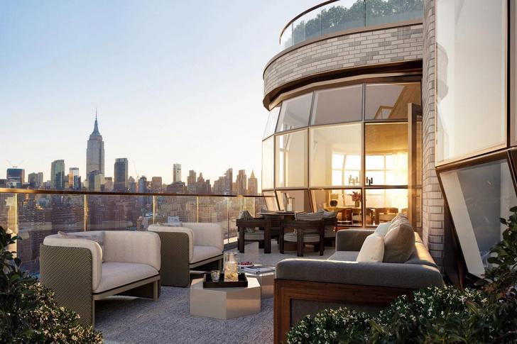 Фото №6 - Дом-фонарь: новый проект студии Томаса Хизервика в Нью-Йорке