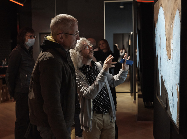 Фото №3 - Краснодарский феномен. Группа «Тихие»: как прошло открытие новой выставки в галерее VS unio